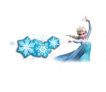 Disney's Frozen Snowflake Light Dance Kit